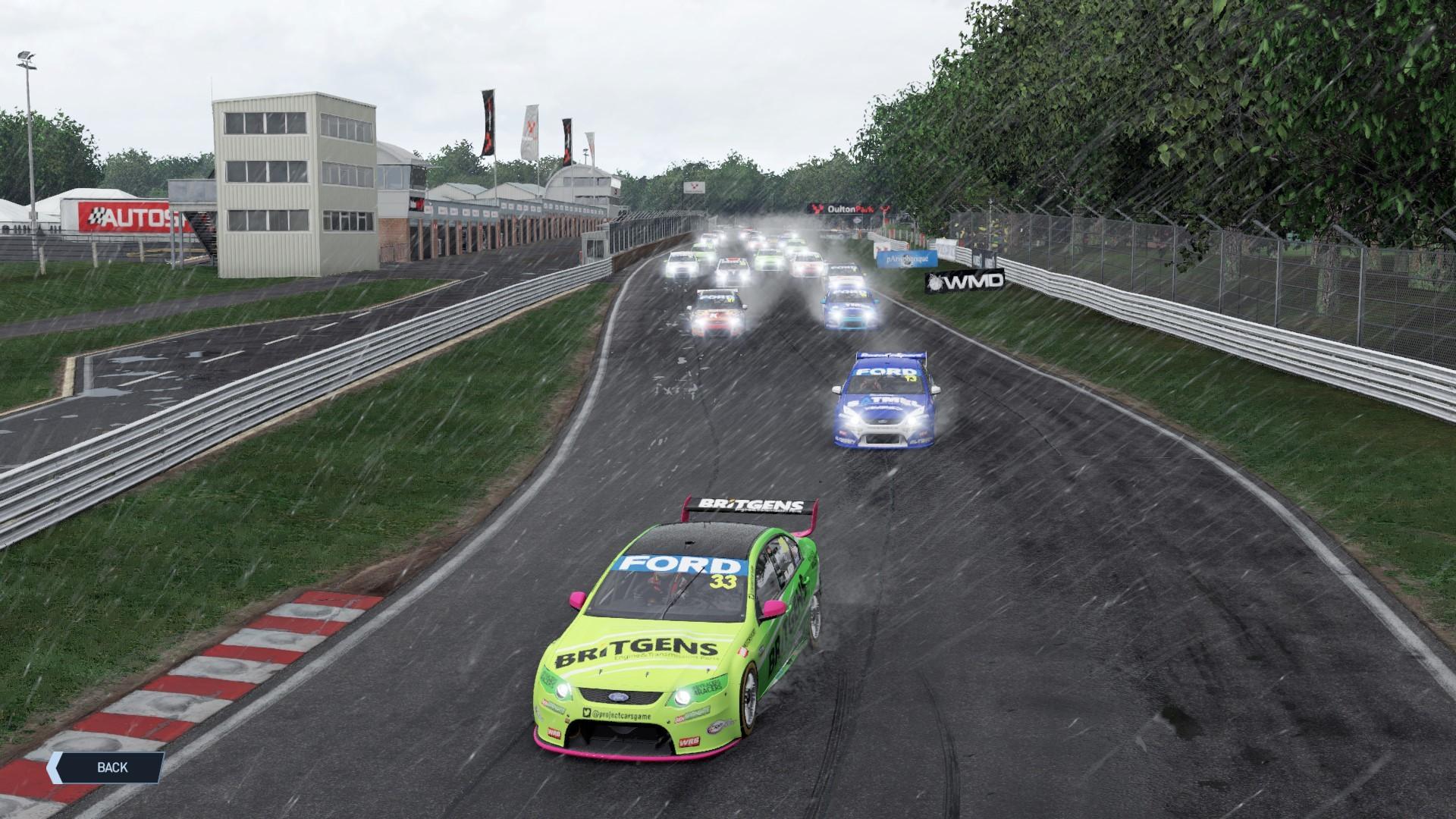 Project Cars 2 – V8 Supercars Bajnokság