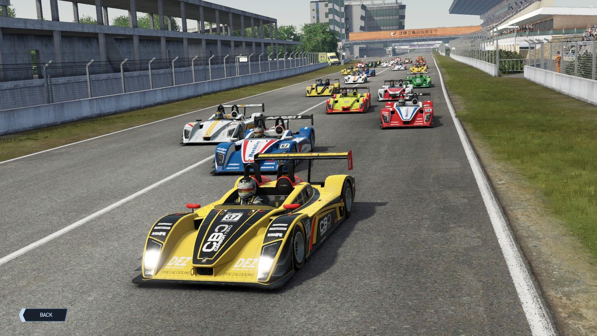 Project Cars 2 -Caterham Bajnokság