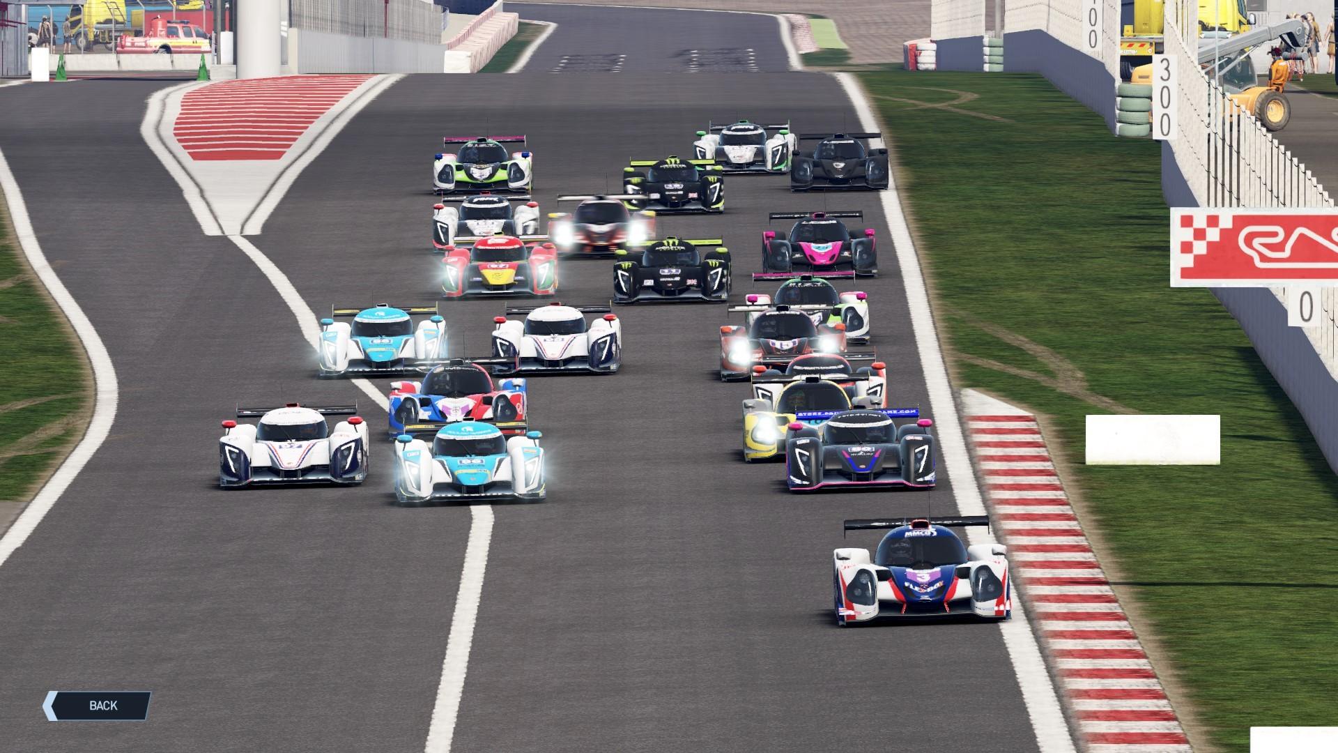 Project Cars 2 – LMP3 Bajnokság