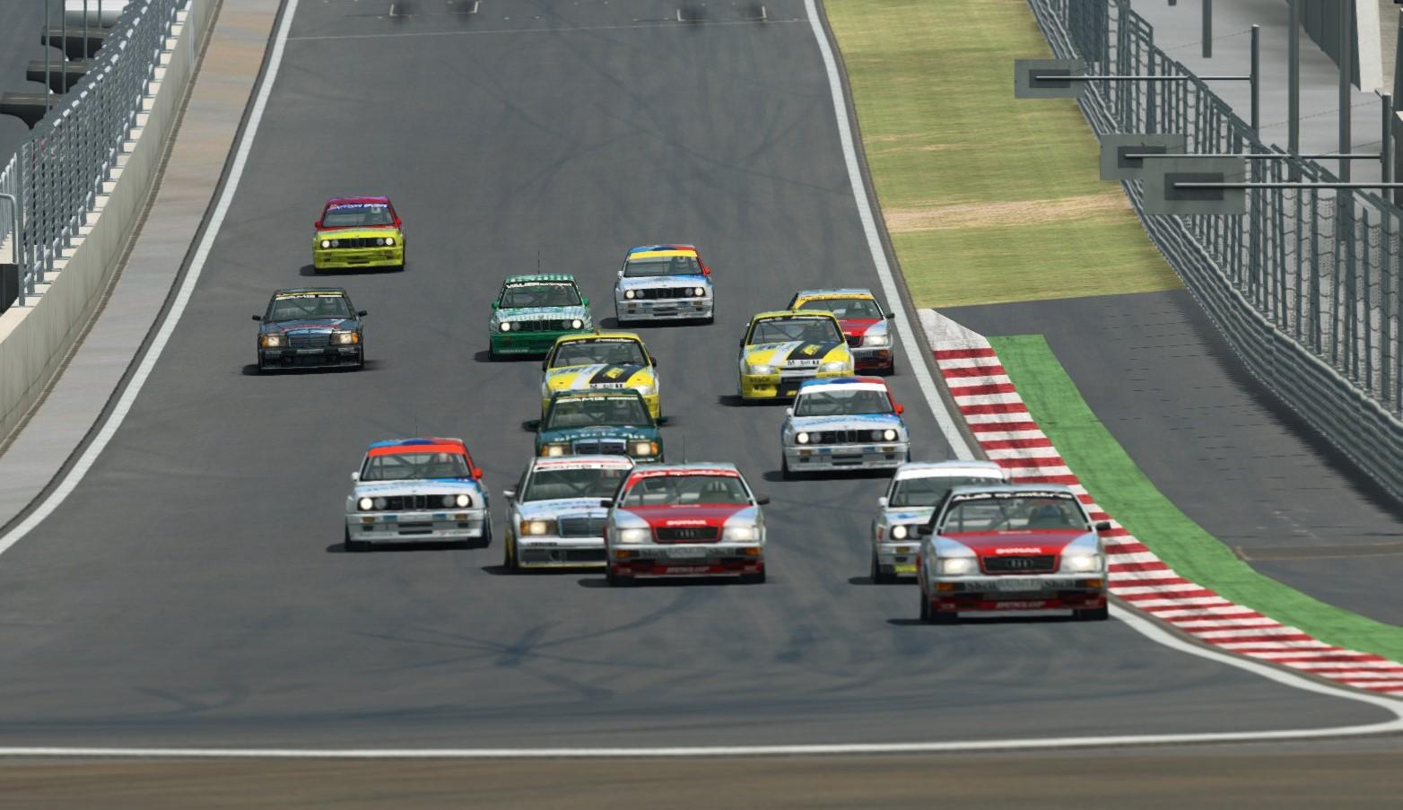 RaceRoom – DTM 1992 Bajnokság