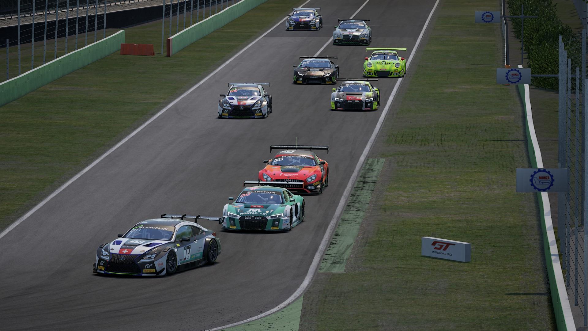 Assetto Corsa Competizione – S1 Bajnokság