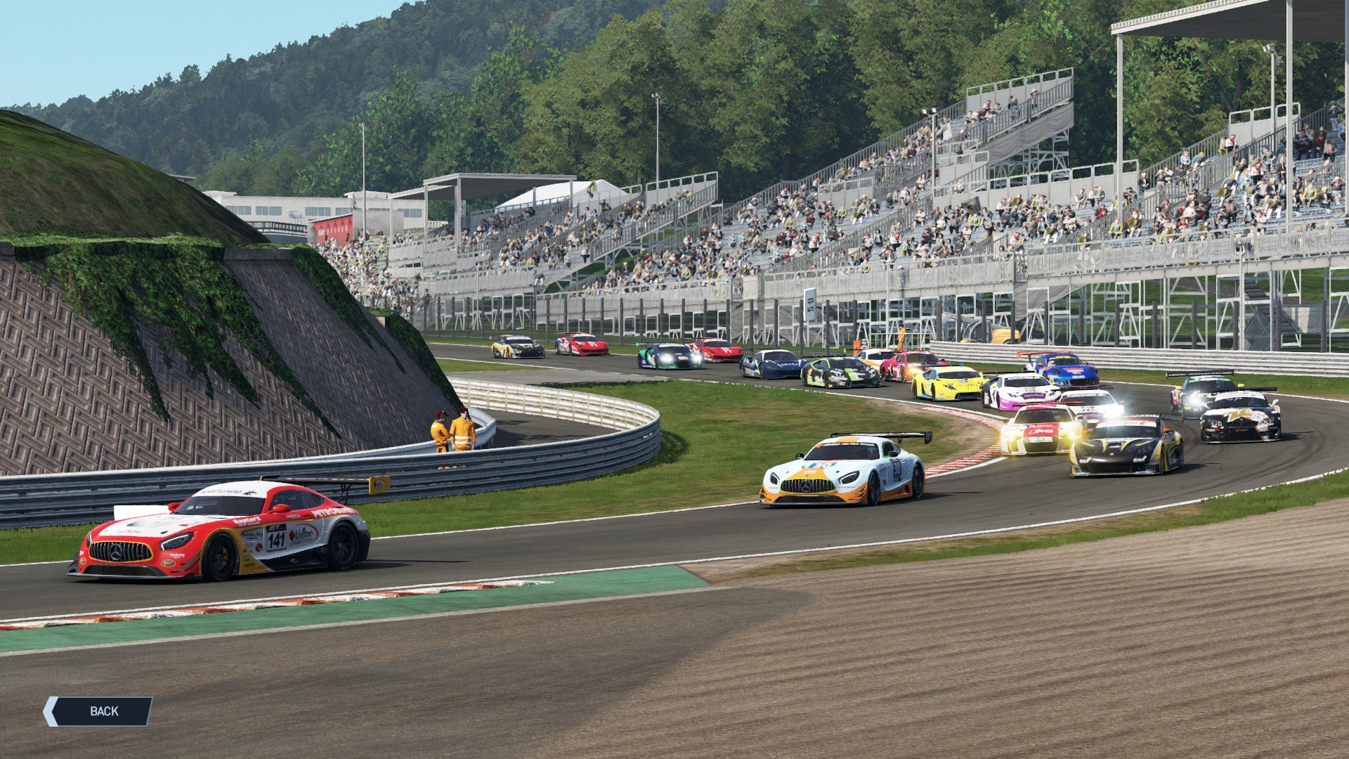 Project Cars 2 – GT3 Bajnokság