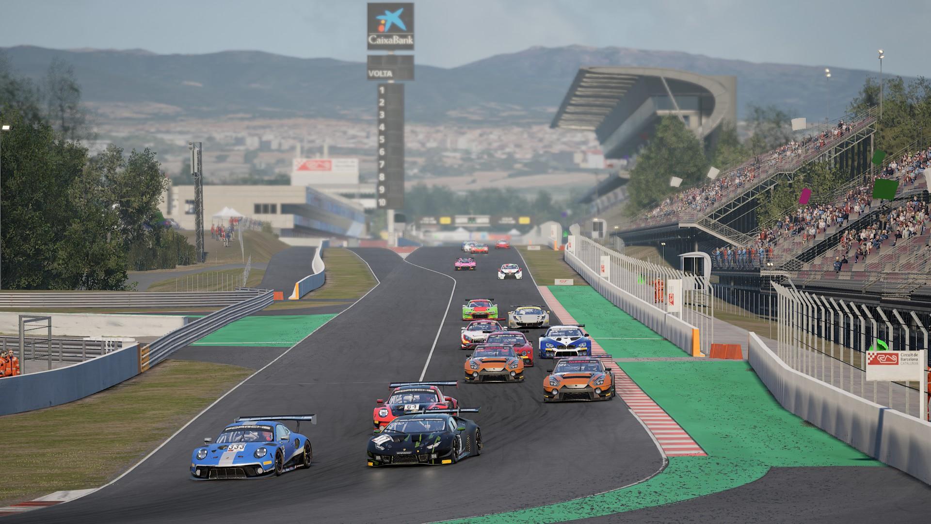 Assetto Corsa Competizione – GT3 S3 / GT4 S1 Bajnokság
