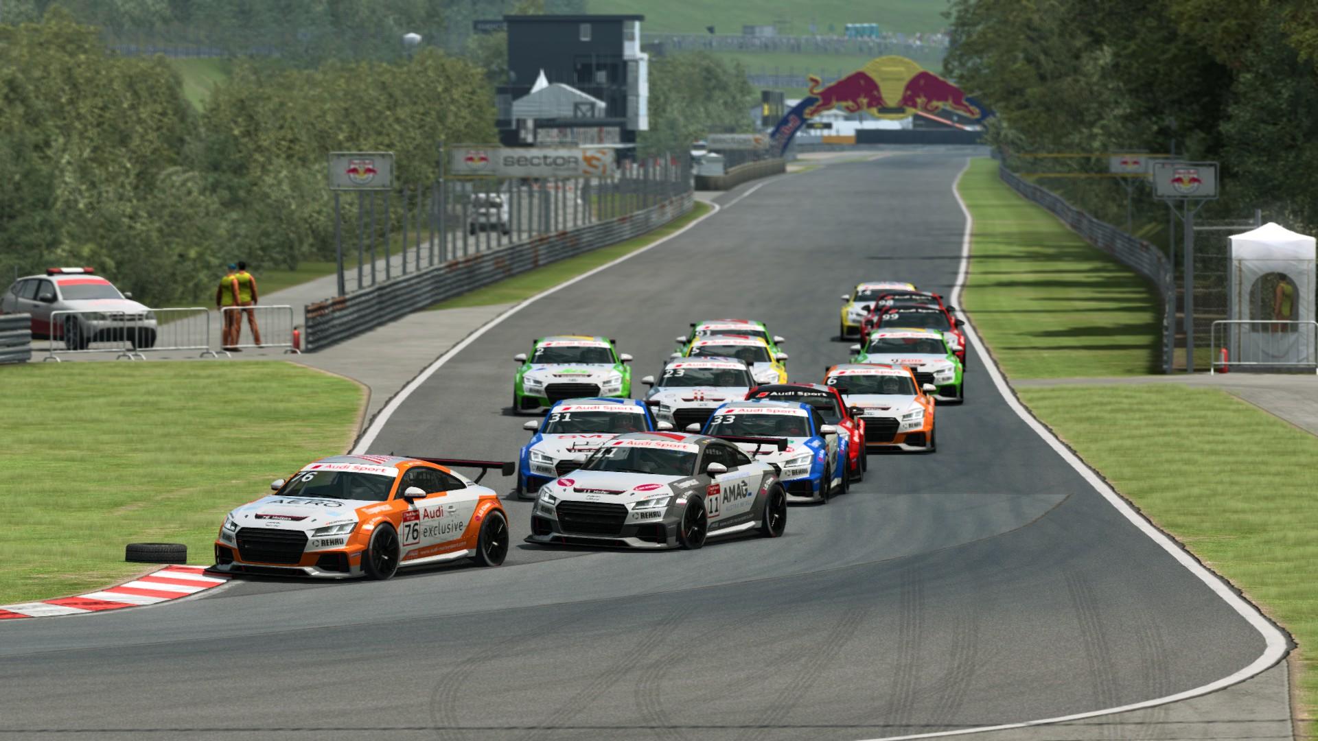 RaceRoom – Audi TT Cup 2016 Bajnokság