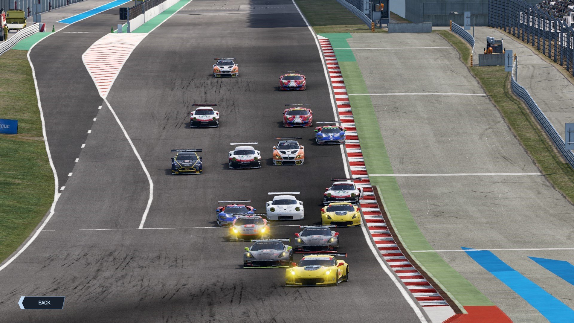 Project Cars 2 – GTE Bajnokság