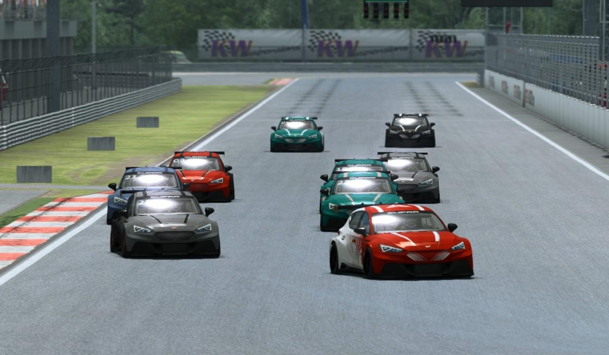 RaceRoom – e-Racer Bajnokság