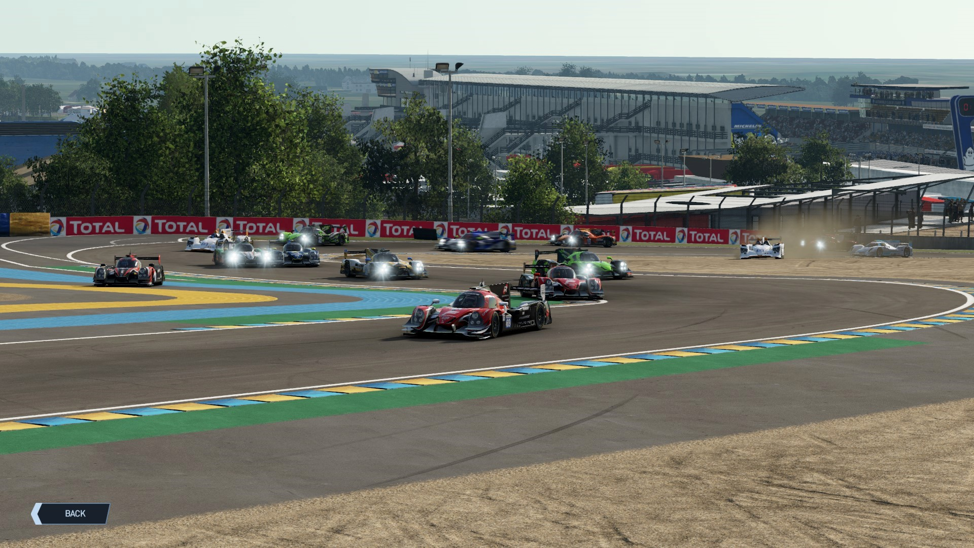 Project Cars 2 – LMP2 Bajnokság