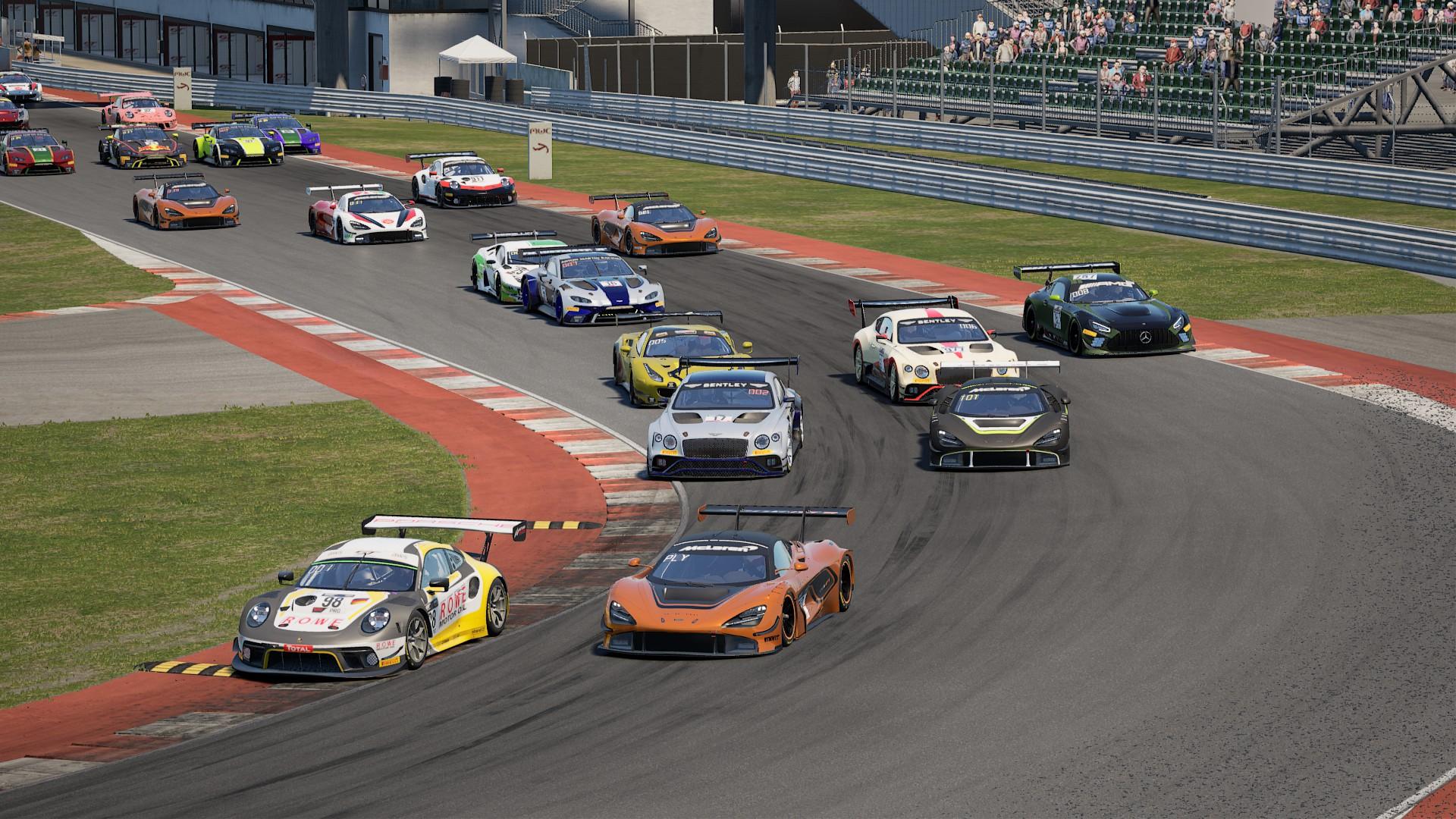 Assetto Corsa Competizione – GT3 S4 Bajnokság