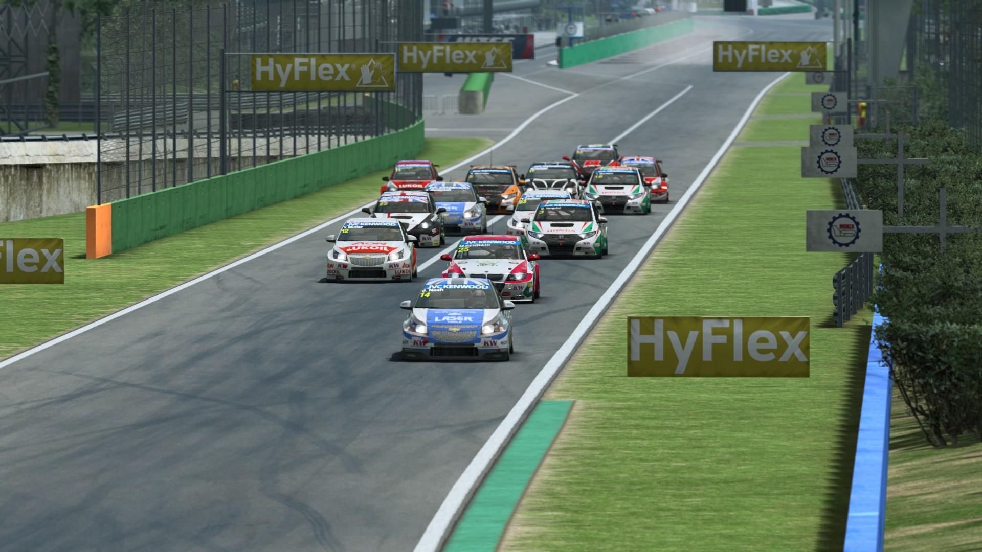 RaceRoom – WTCC 2013 Bajnokság