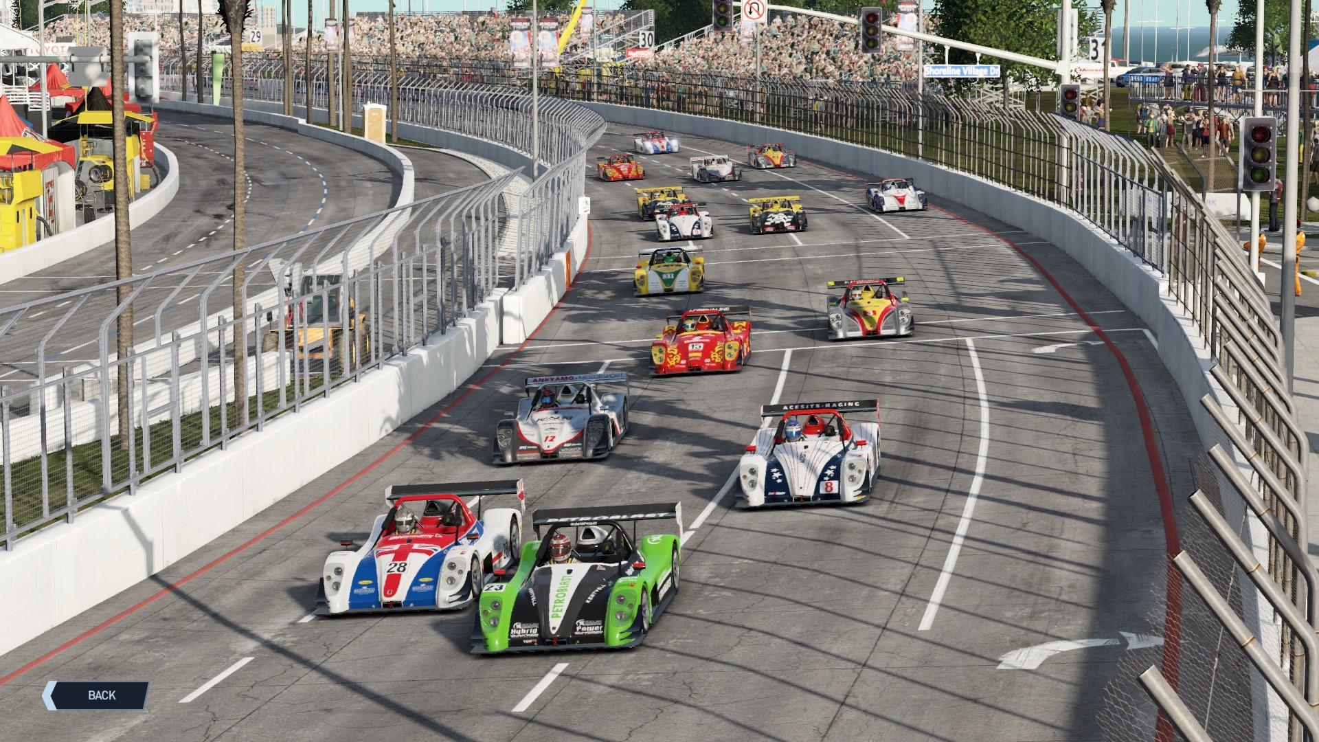 Project Cars 2 – Radical SR3 Bajnokság