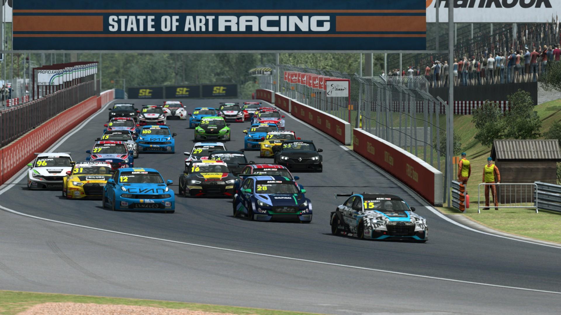 RaceRoom – WTCR 2020 Bajnokság