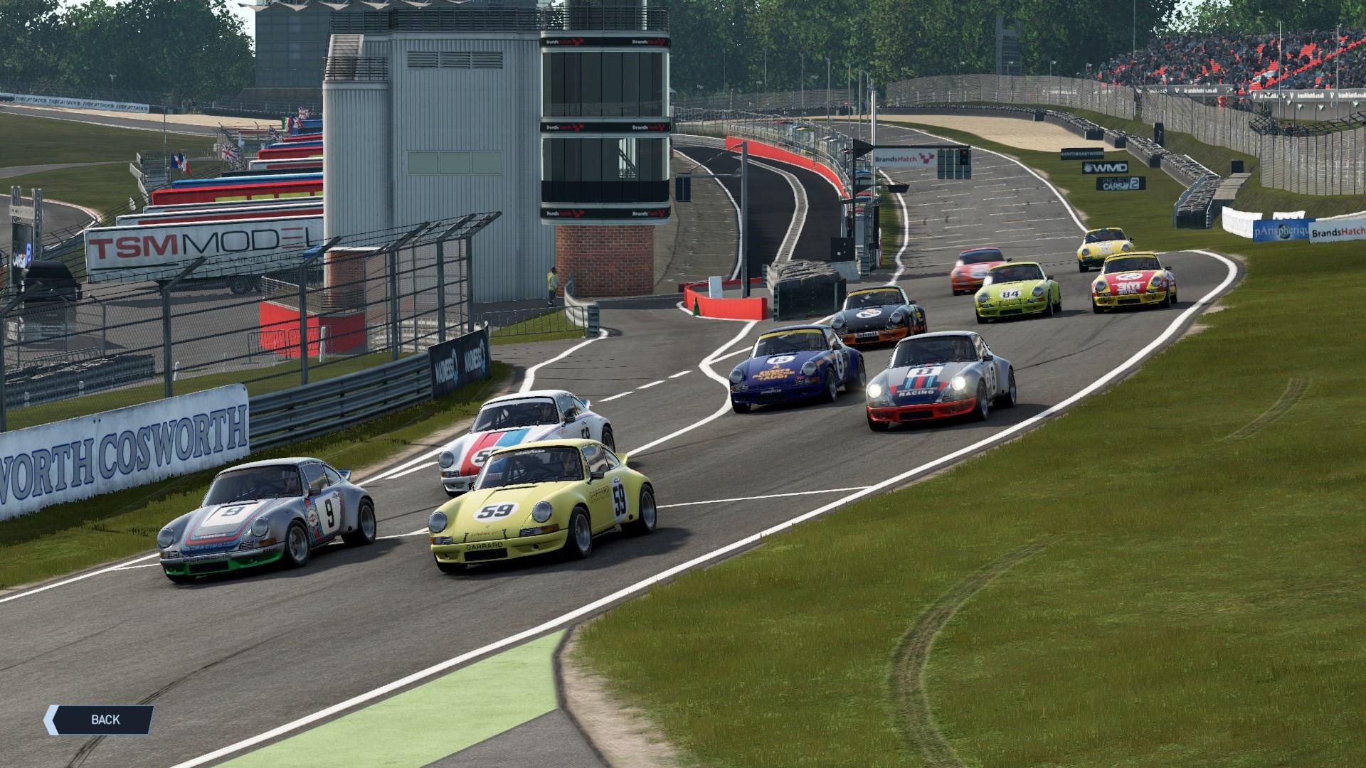 Project Cars 2 – Porsche Carrera Cup Bajnokság