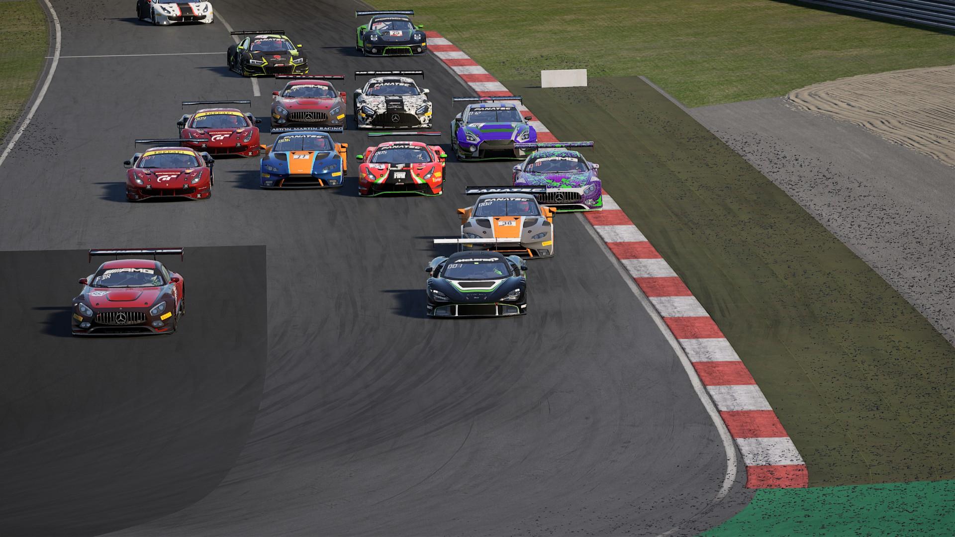 Assetto Corsa Competizione – GT3 S5 Bajnokság