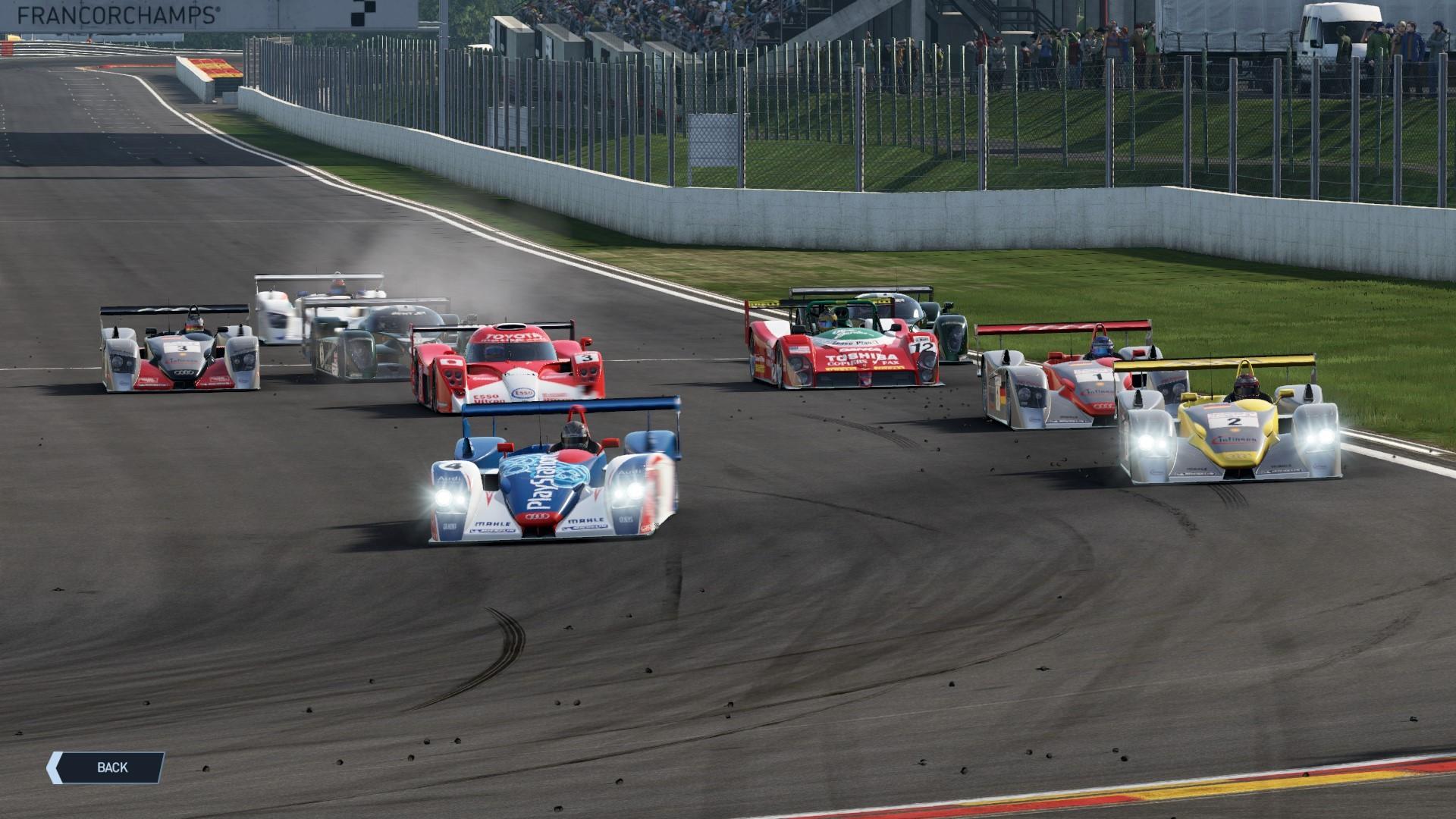Project Cars 2 – LMP900 Bajnokság