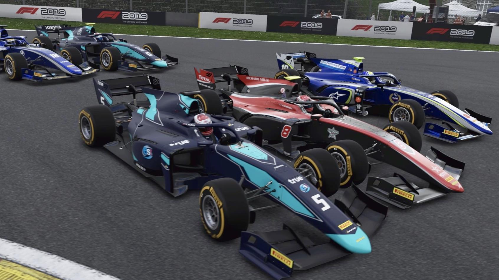 F2 2019 Bajnokság