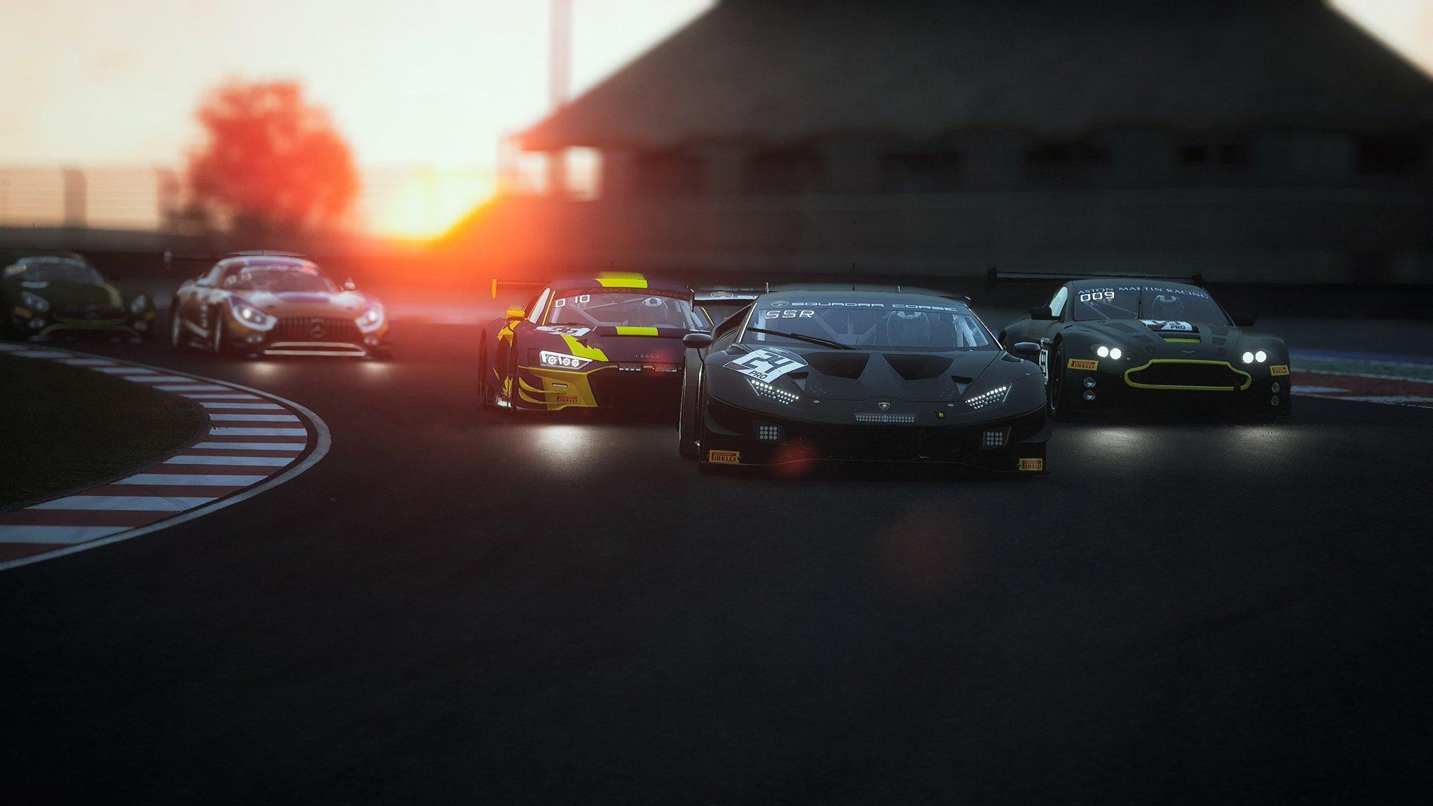 ACC – GT3 S3 / GT4 S1 Bajnokság