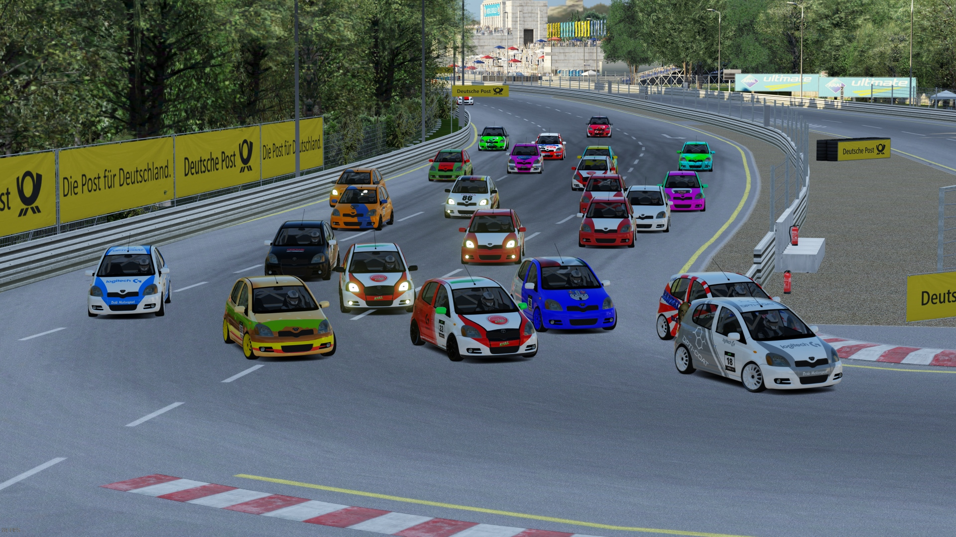 Assetto Corsa – Toyota Yaris Cup