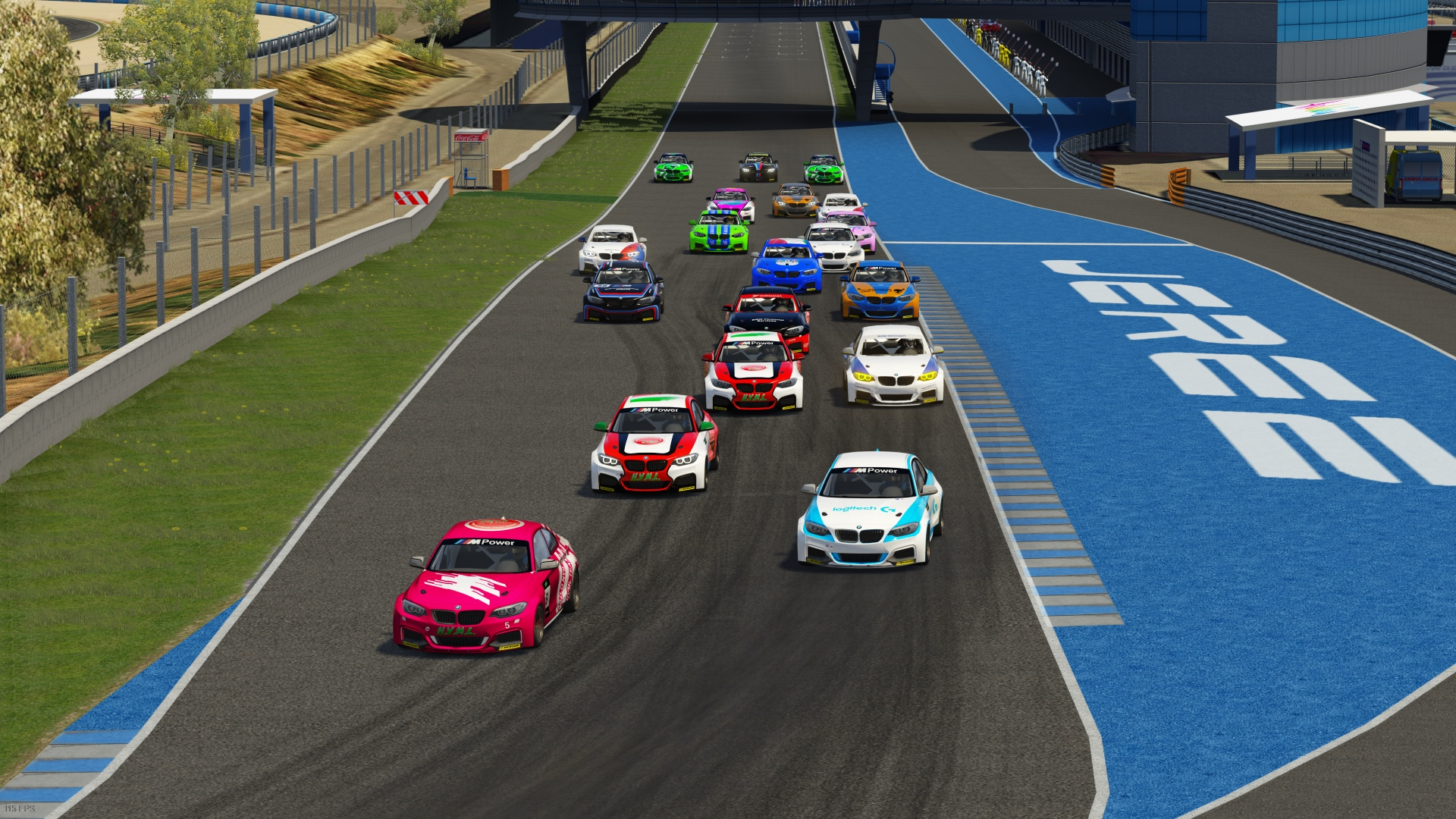 Assetto Corsa – BMW M235i Cup