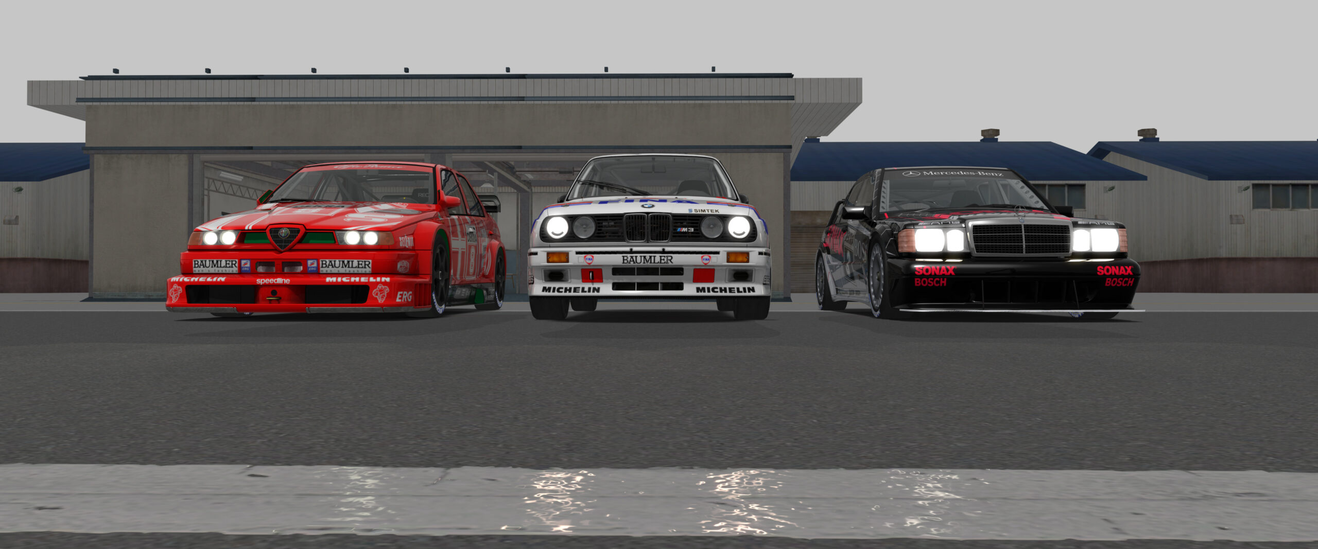 Assetto Corsa – DTM Classic Bajnokság