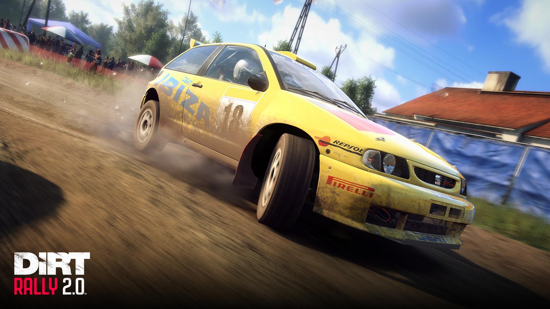 Dirt 2.0 – F2 Kit Car Bajnokság